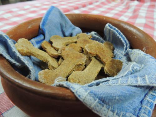 Como hacer las mejores galletas caseras para perros