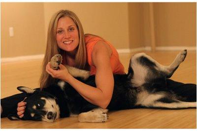 Masajes para nuestro perro