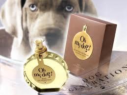 Oh my dog! La nueva fragancia para perros